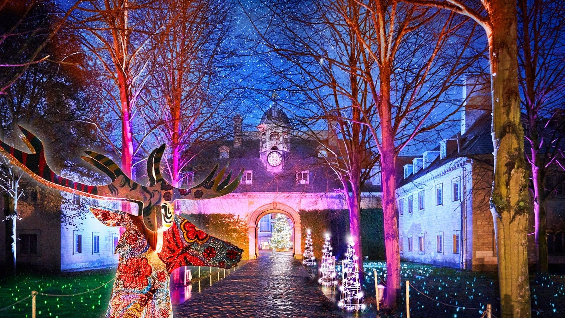 Christmas At Belton National Trust In 2020 Belton Christmas Belton House