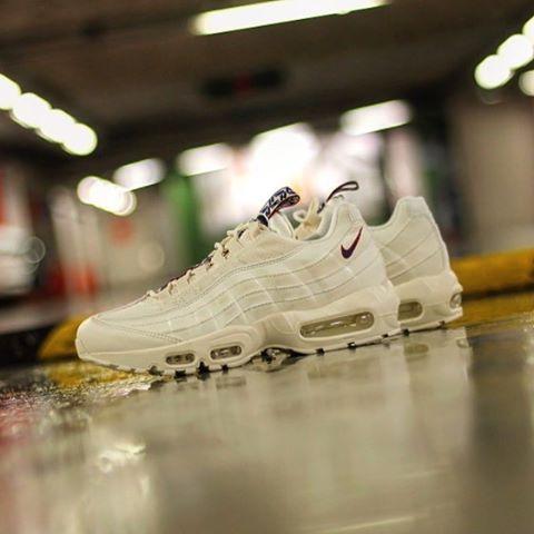 Nike Air max 95 tt Beige sail AJ1844 101 | Nike air max