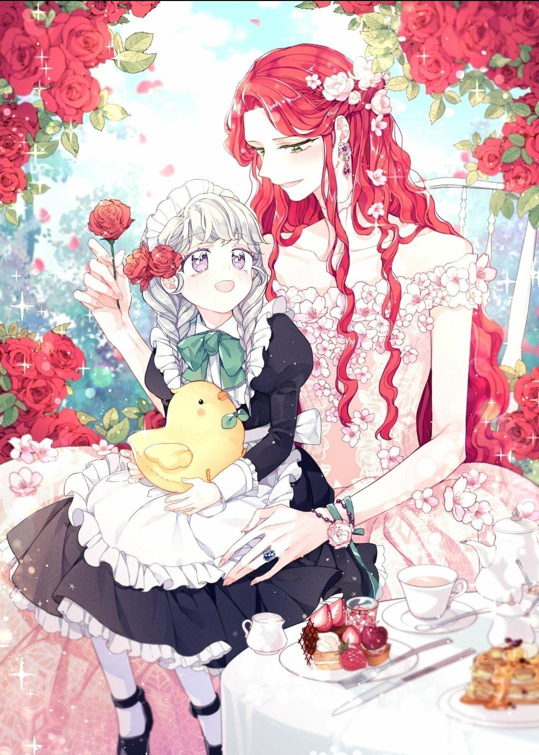 The Evil Empress Adores Me In 2021 Romantic Anime Anime Family Kawaii Anime