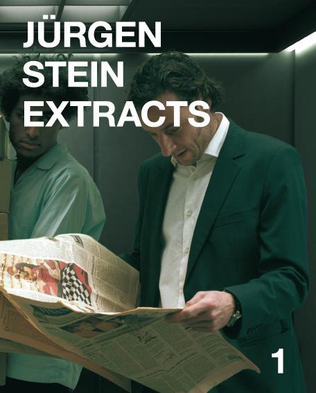 Jürgen Stein  Ausstellungskatalog