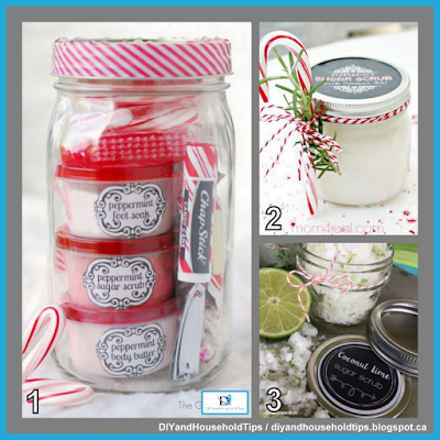 DIY And Household Tips: 3 Gift Ideas In A Jar For Under $10 ...