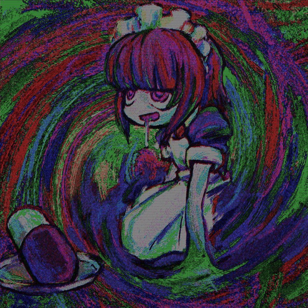 glitch Anime, Art