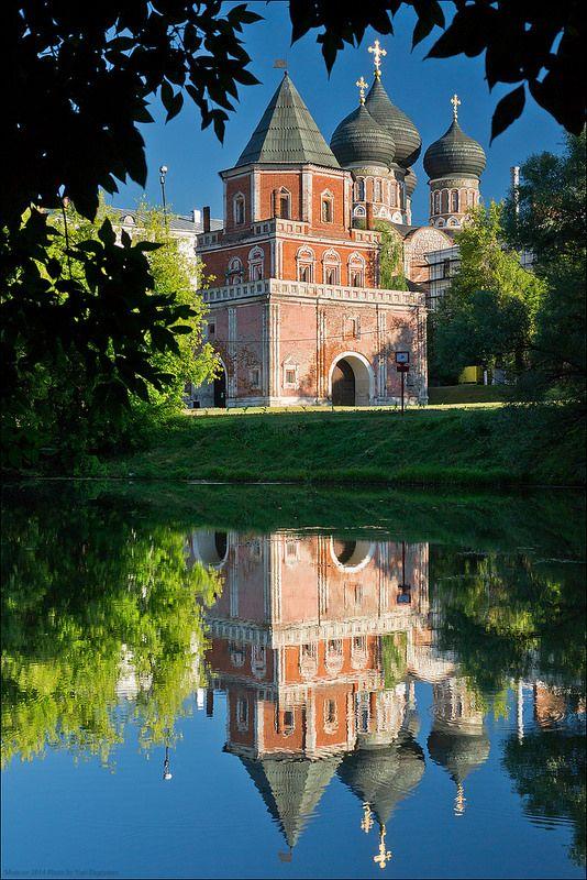 Russia. Moscow. Izmailovo island. Romanov family estate