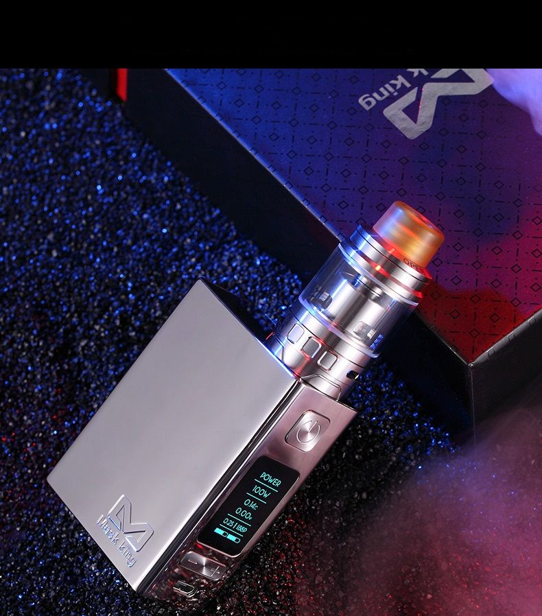 Mask King stainless steel T-MORE100W with 0 015s speed ignition