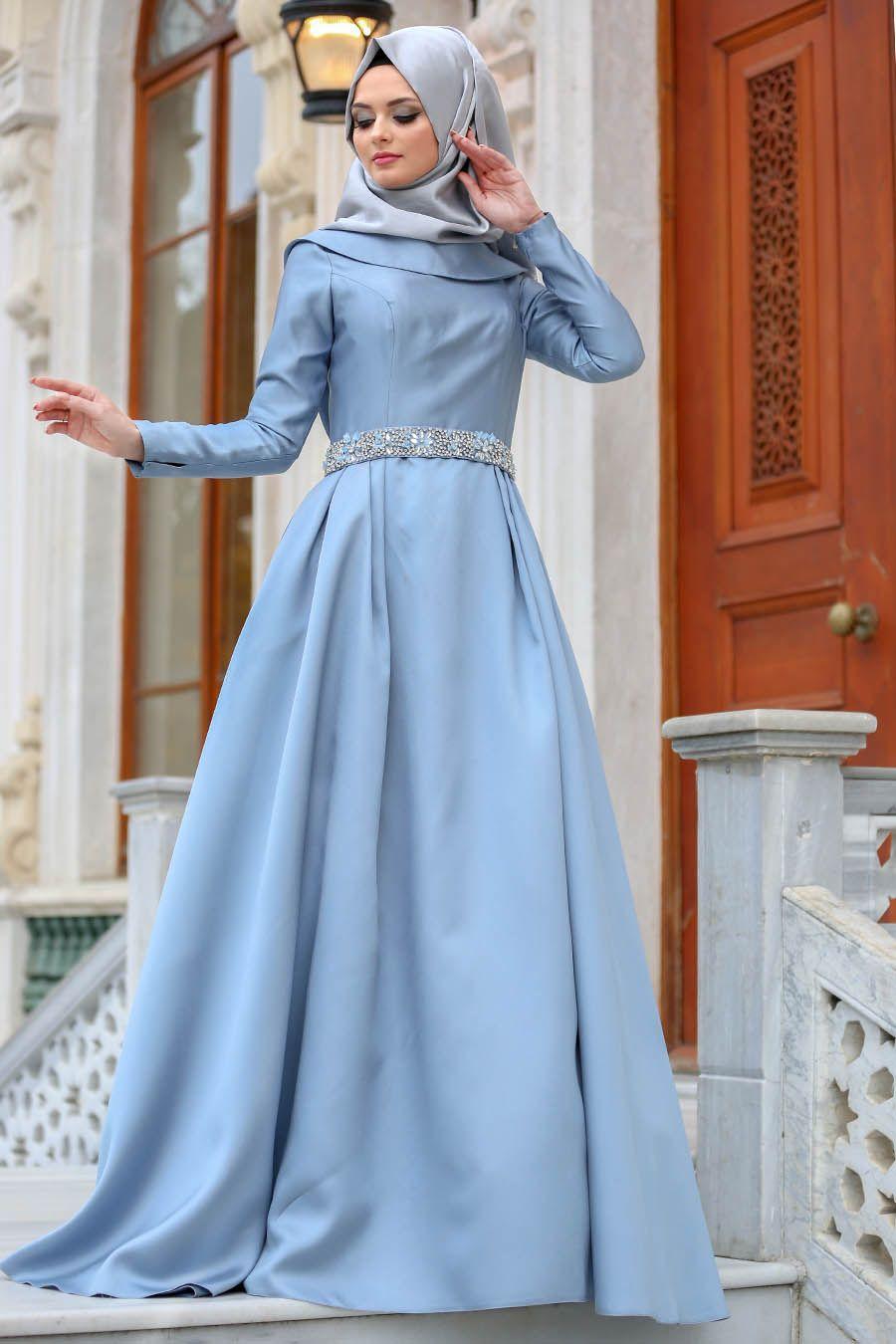 2019 Tesettürlü Bayan Takım Elbise
