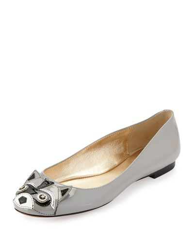 Kate Spade New York Patent Leather Laser Cut Flats fashion Style online discount limited edition cheap sale visit sale marketable buy cheap 100% original Dn9XCqCM