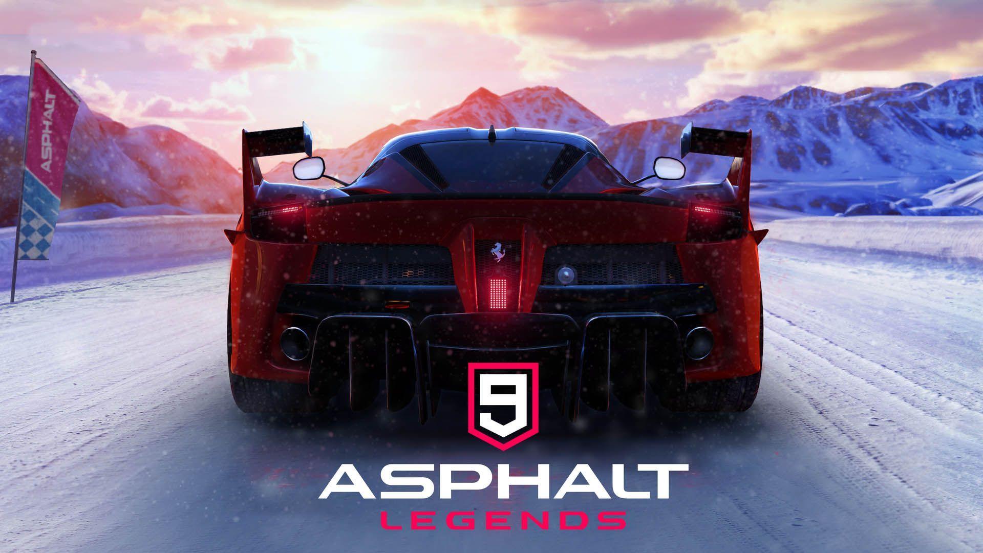 بطولة Asphalt 9 بالتعاون بين Gameloft و Black Shark و Esl تمنح الفائز 20000 يورو Asphalt Legend Games