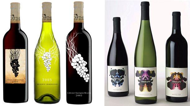 Hervorragend 29-etiquette-vin-creative   ÉTIQUETTES DE VINS   Pinterest   Vin  UC77