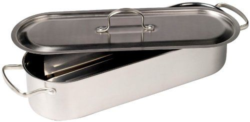 Denmark Stainless Steel Fish Poacher Vegetable Cooker Startling Review Available Here Specialty