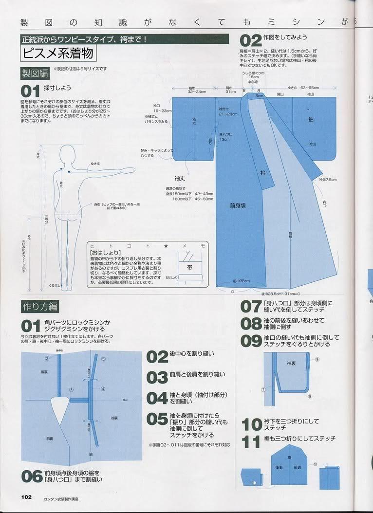 haka2.jpg photo by AnimeAngelBlue | DIY Kimono & Obi Fashions ...