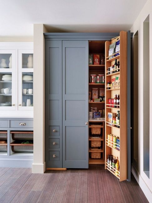 Sloane Square No 92 External Wall Cabinet Archway House No 106 External Base Cabinets Leadenhall No 11 Built In Pantry Small Pantry Closet Stand Alone Pantry