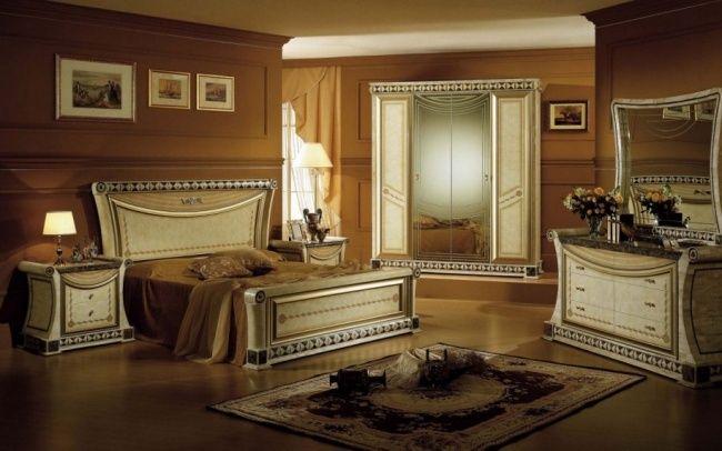Wohnideen Fur Schlafzimmer Luxus Karamell Beige Mobel Bedroom