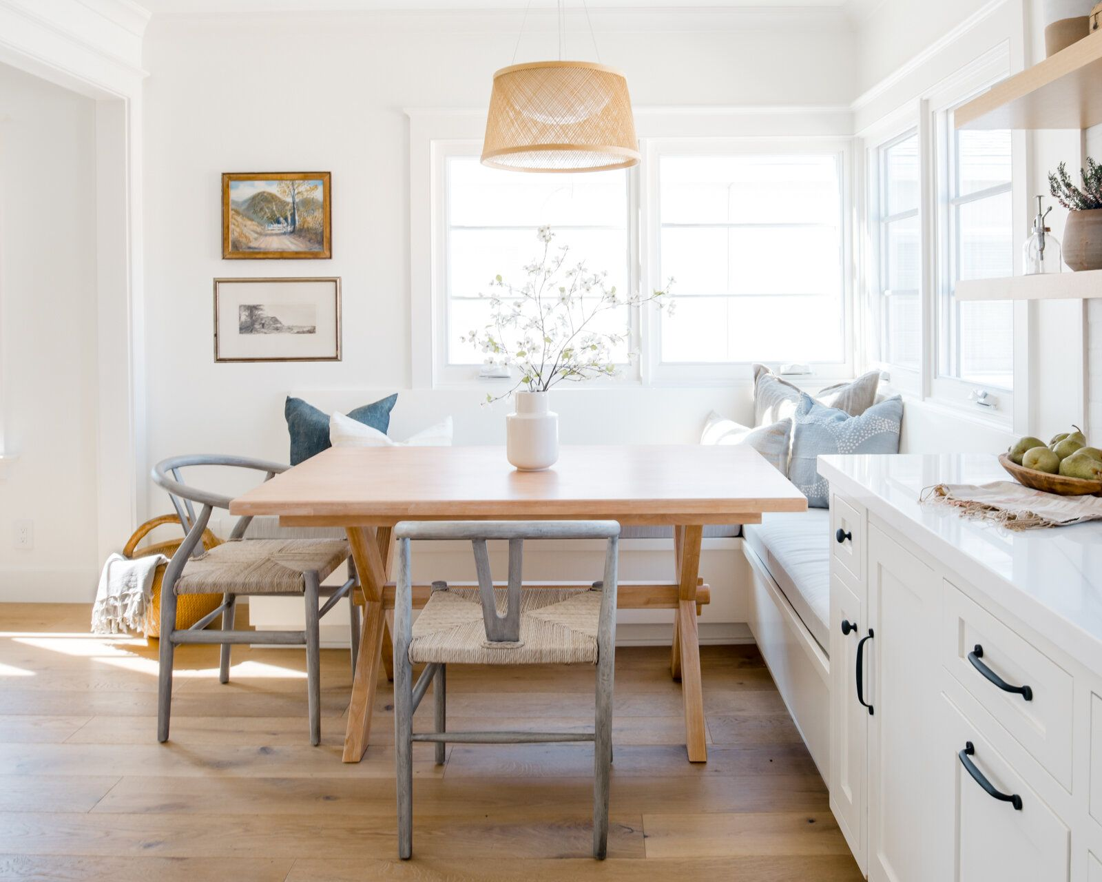 Bayshore Remodel - Gallery — Home | Livingston Interiors