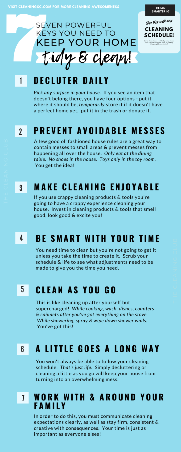 The Ultimate Cleaning Schedule For Working Moms Plus 7 Essential Keys To Make It Fail Proof The Cleaning Working Moms Cleaning Schedule House Cleaning Tips