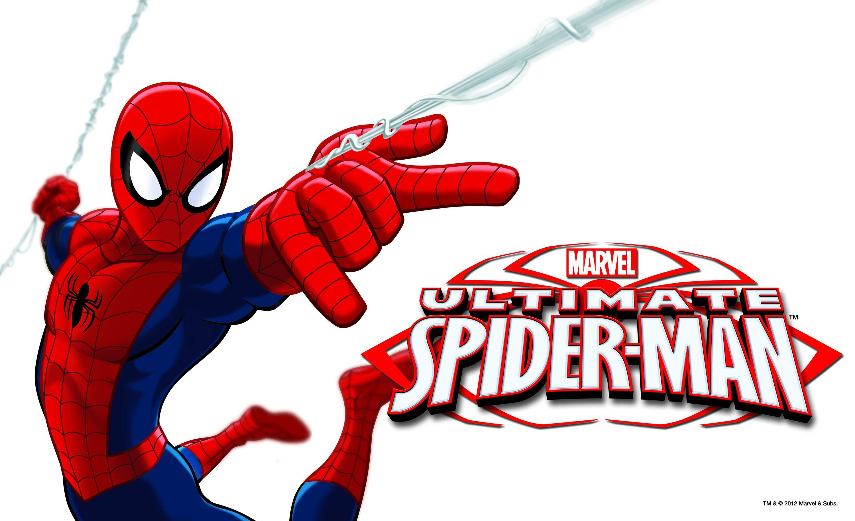 ultimate spider man hd wallpaper (Satchel Fletcher 3450x1610) | gogolmogol  | Pinterest | Ultimate spider man, Spider-Man and Spider