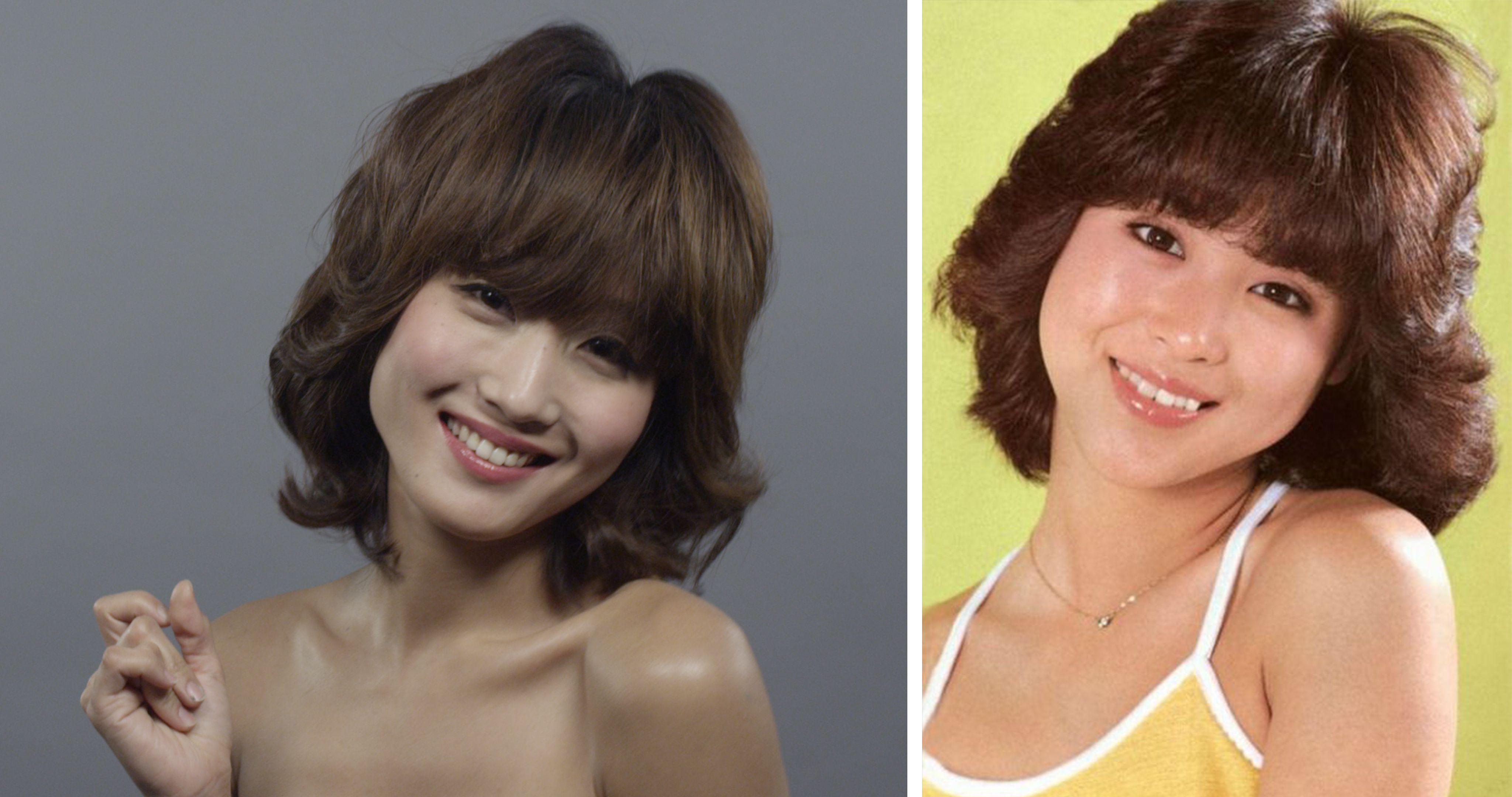 Asian models in 1980s japan photos