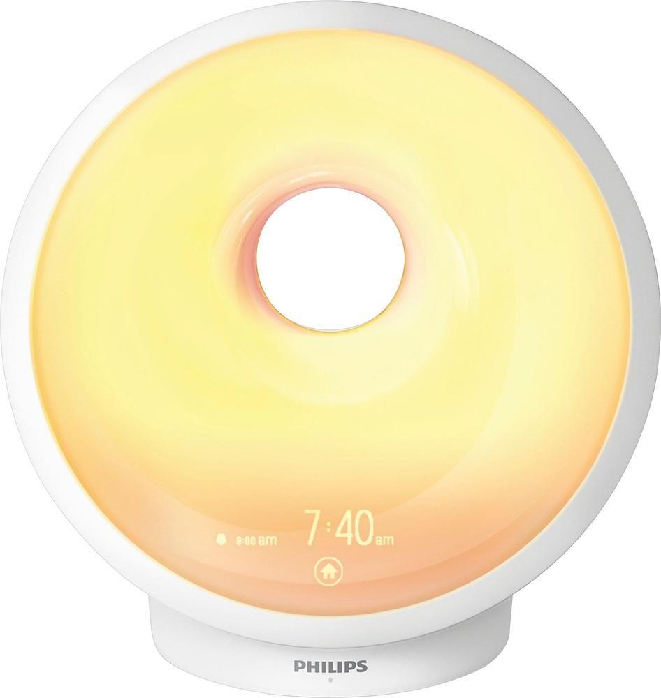 Philips Somneo Sunrise Wake Up And Sleep Therapy Light White Sleep Therapy Light Therapy Lamps Light Therapy