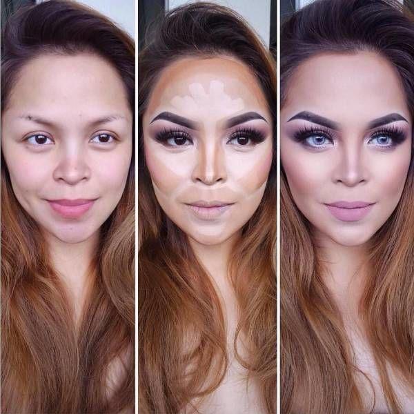 The Power Of Make Up 27 Krasse Verwandlungen Beauty Makeup