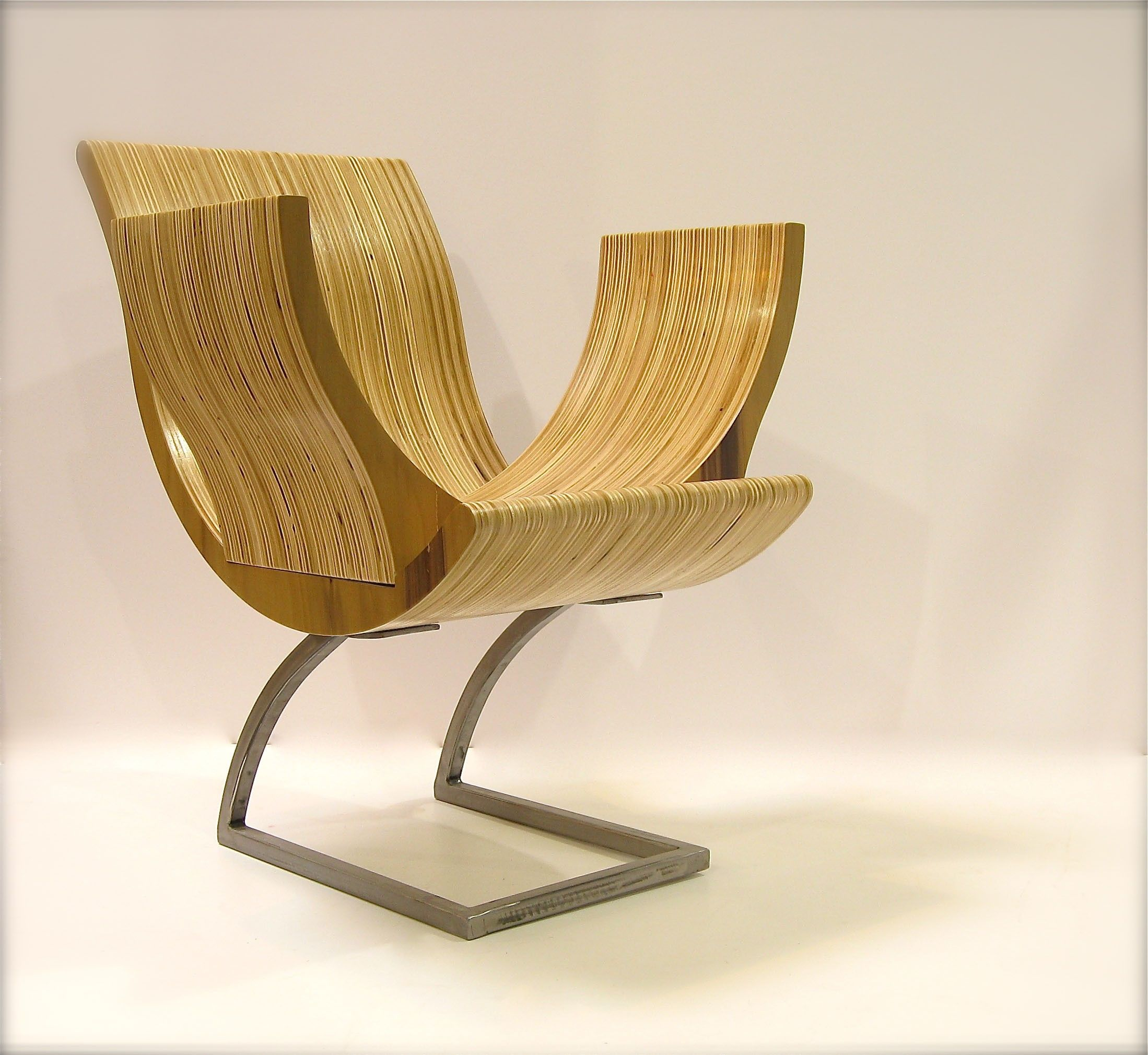Cup Chair By Designer Joe Manus Joe Manus Grew Up Attending A - Lobster-and-shelly-lounge-chairs-by-oluf-lund-and-eva-paarmann