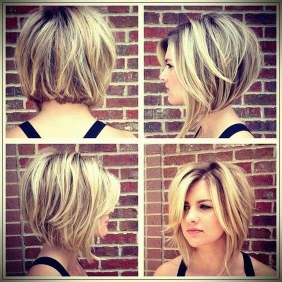 35  Short Haircuts 2019 - Trends and Images #bobhairstylesforfinehair