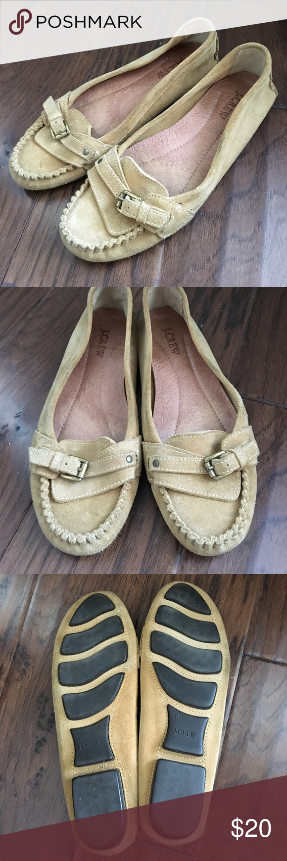 J. Crew Women's Flats In great condition! J. Crew Shoes Flats & Loafers