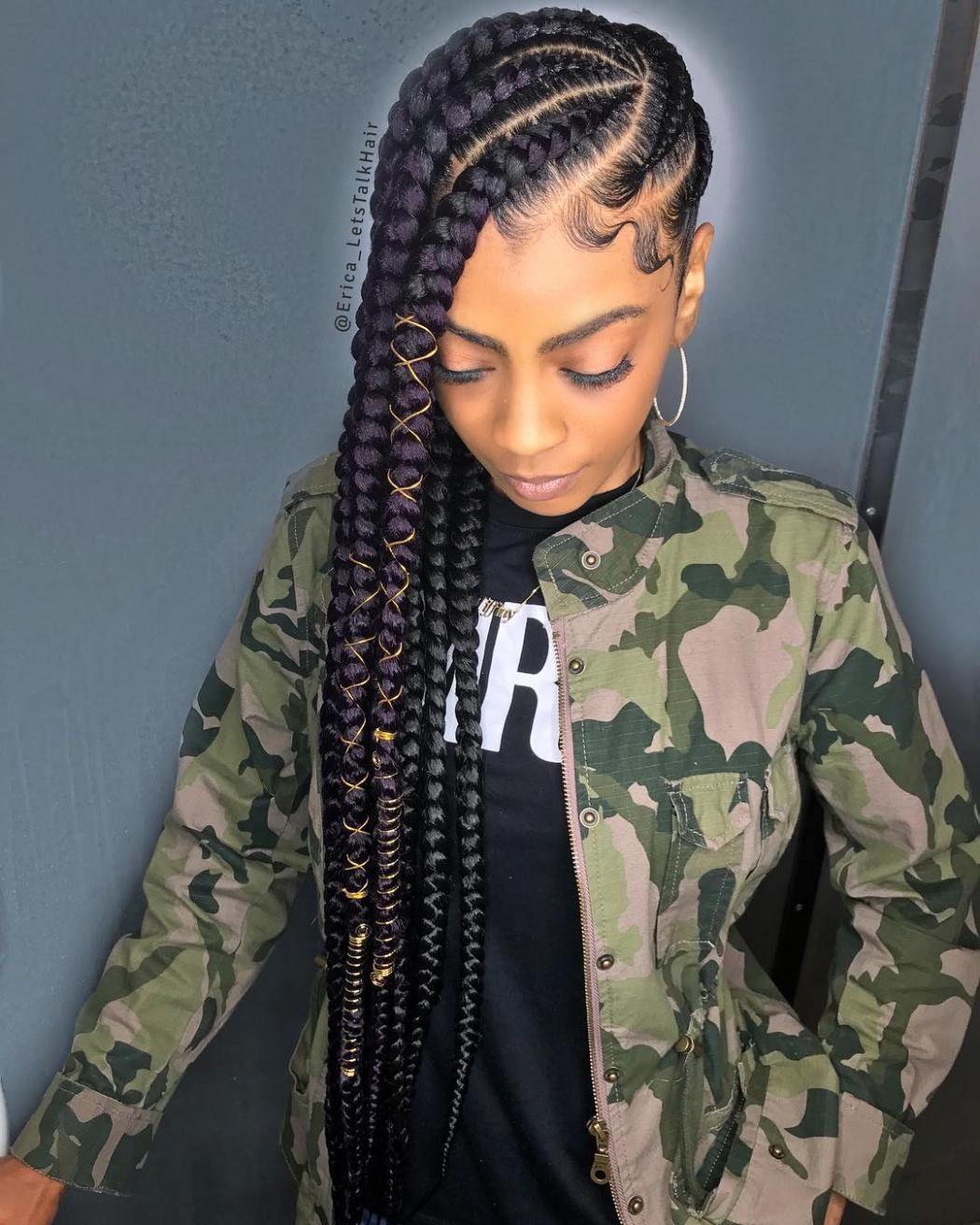 20 super hot cornrow braid hairstyles hair styles