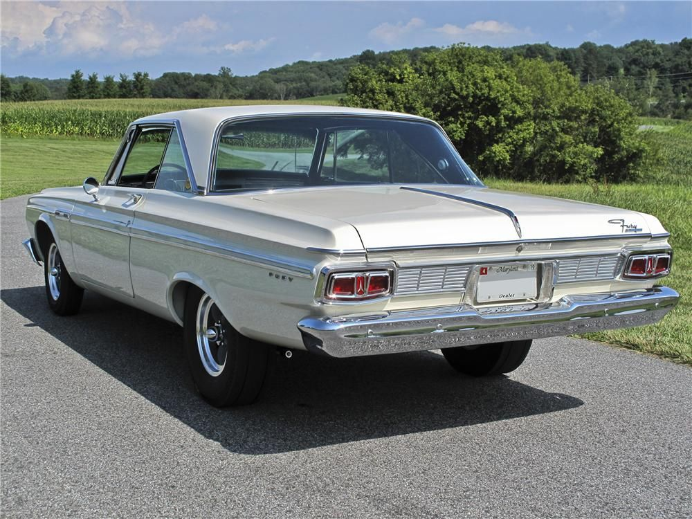 1964 PLYMOUTH FURY 2 DOOR HARDTOP   62 65 mopars   Pinterest     1964 PLYMOUTH FURY 2 DOOR HARDTOP