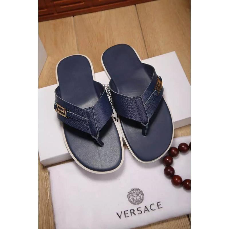 e1063739ba1 Versace Leather Shoes For Men