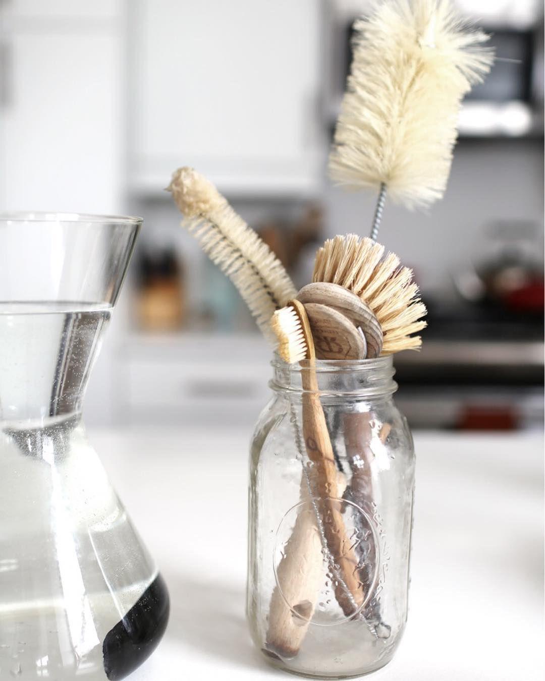 zero waste living in the kitchen a beginner s guide zero waste kitchen dish washing brush on zero waste kitchen interior id=82110