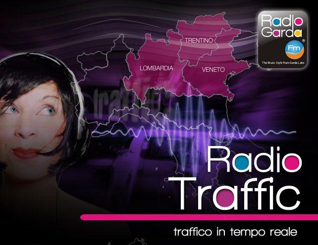 #RadioGardaFm Radio Traffic. 36 appuntamenti al giorno uno ogni 15 minuti, dalle 6:50 sino alle 21:00 per essere sempre aggiornati sulla viabilità. #Vintage #Radio #Music #Art #Love #Passion #Color #Tecnology #Listen #Traffic #Radiotraffic #Road #Travel #Girl #Car