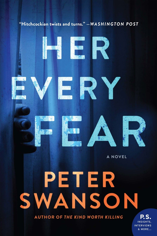 Her every fear ebook good thriller books thriller