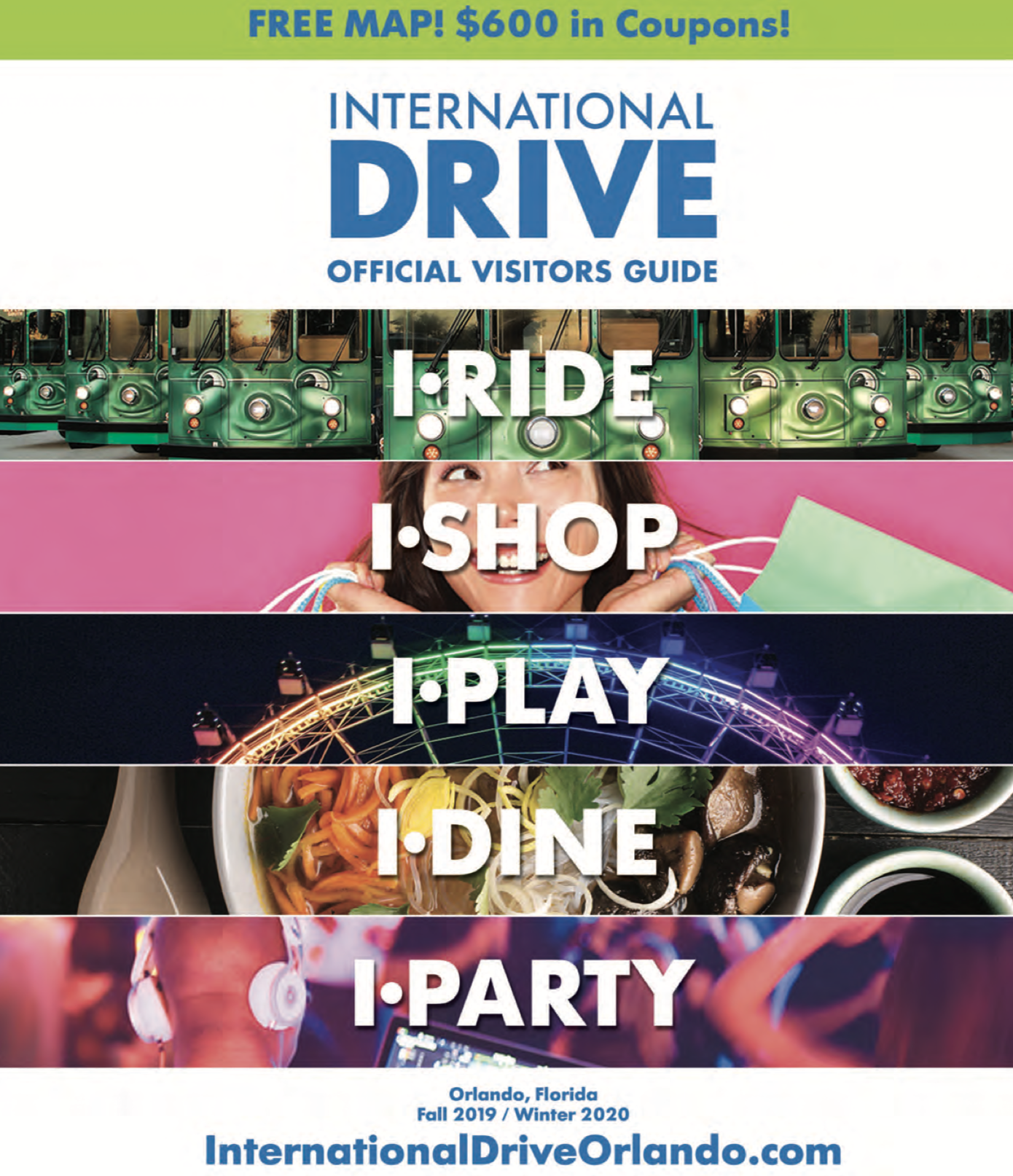 Thinking About Your Next Vacay International Drive Vacation Guide Orlando Vacation