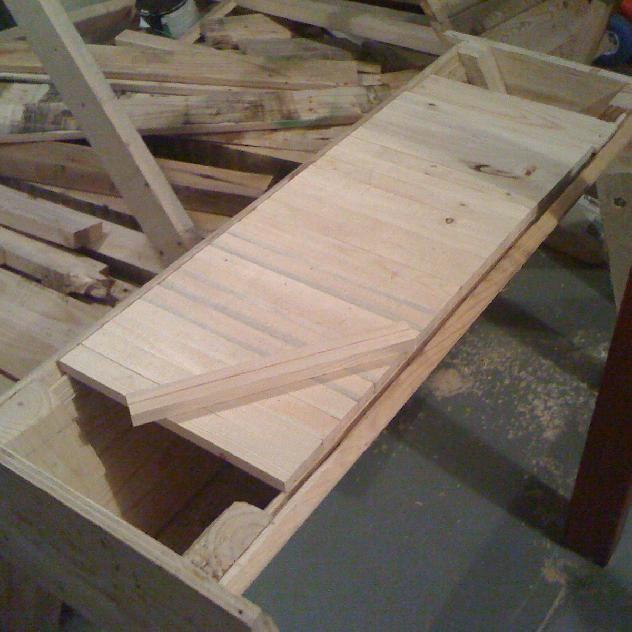 Build A Top Bar Beehive From Scrap Wood   InfoBarrel