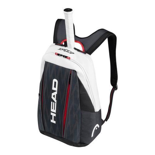 Djokovic Tennis Backpack Black And White Tennis Bags Head Tennis Bag Badminton Bag