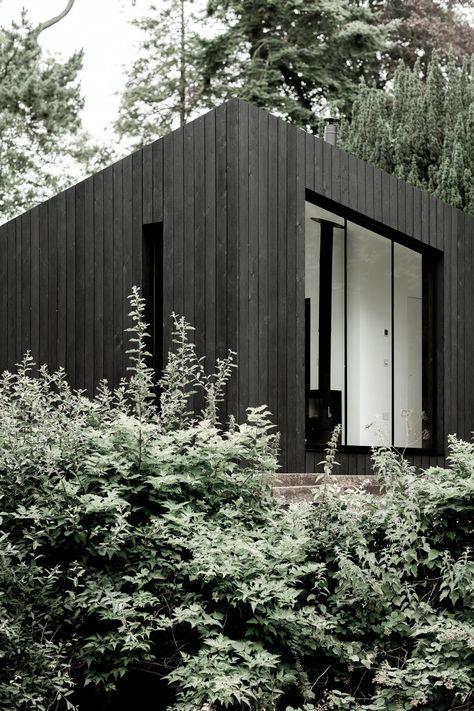 Scandia Modular Home Sauna Diy Sauna Sauna Kits: These Sleek Prefab Cabins Radiate Scandinavian Style In