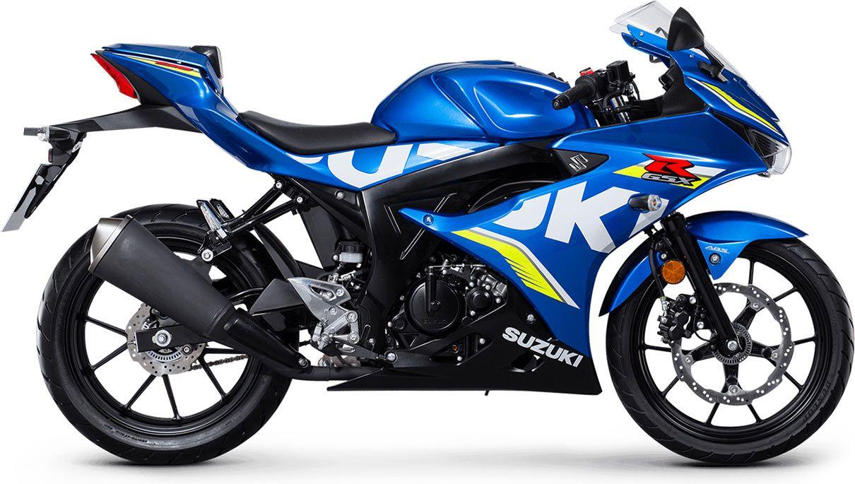 suzuki gsx-r125 : une 125cc sportive pour 2017 | suzuki gsx
