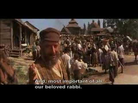 Fiddler On The Roof Tradition With Subtitles First Saw This