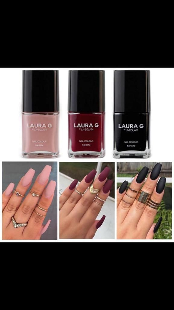 Simply irresistible fall colors. <3 Glamour nails. | Nails ...