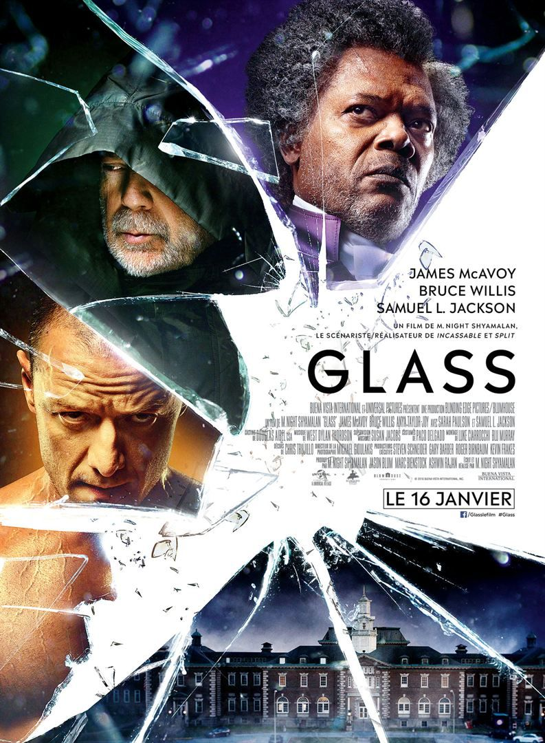 Glass Streaming Film Francais 2019 Complet Vf Movies Movie Posters Full Movies