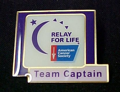 Relay for Life team captain.. What have I gotten myself into?! Jk I love it(: