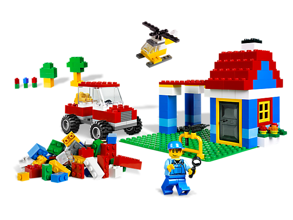 LEGO® Large Brick Box | LEGO Shop LEGO® Large Brick Box Item: 6166 ...