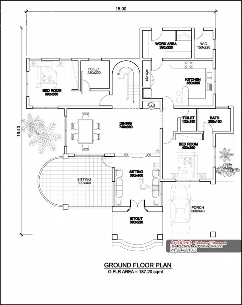 Kerala Style House Designs And Floor Plans Homeminimalis Throughout Beautiful New Style Home Pla Model House Plan Kerala House Design Home Design Floor Plans