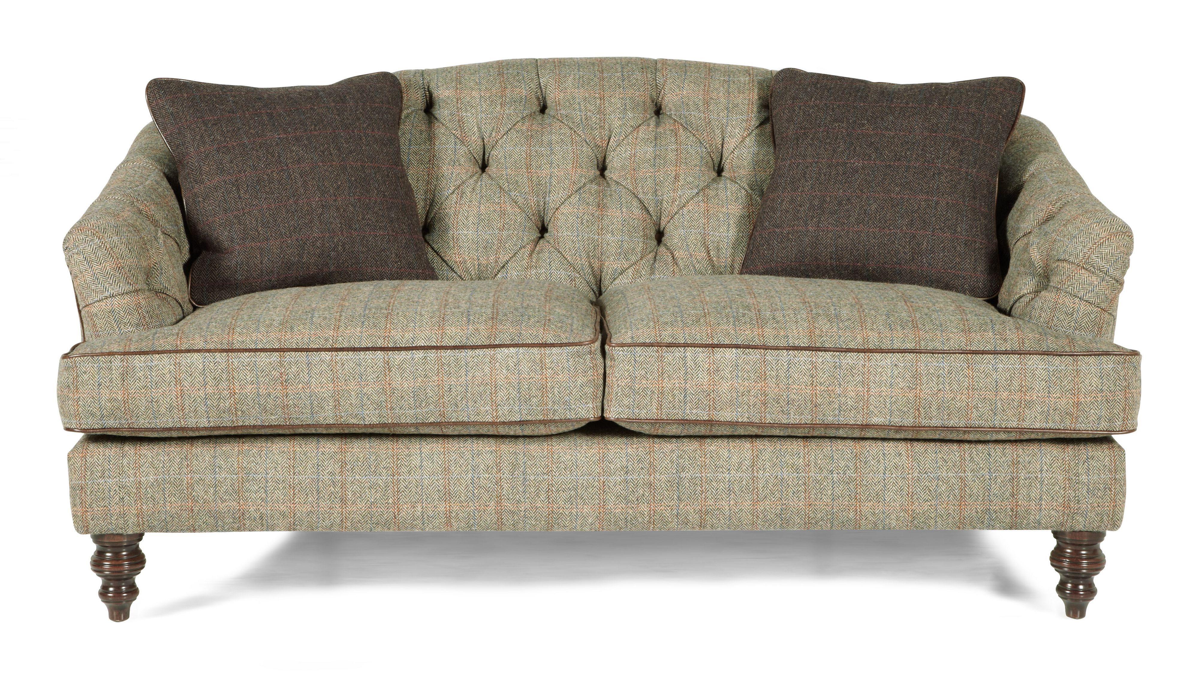 Tweed Sofa ...