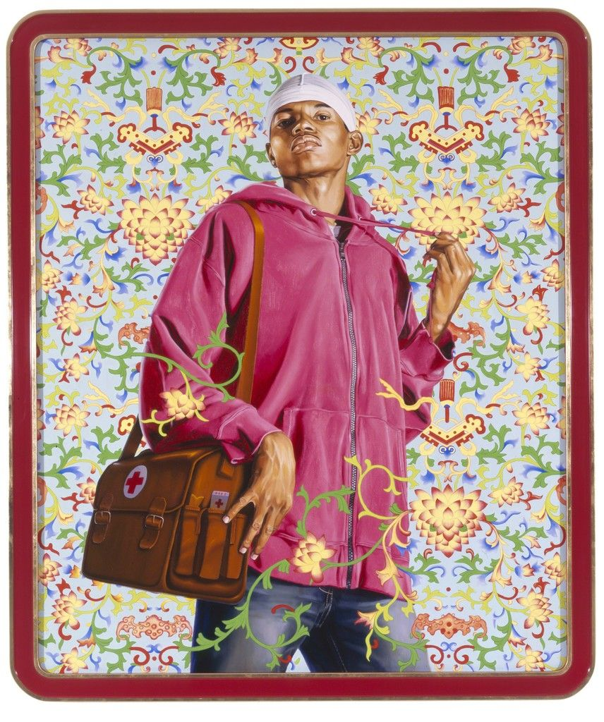 larger.jpg (856×1024) Kehinde wiley, Black artists, Art