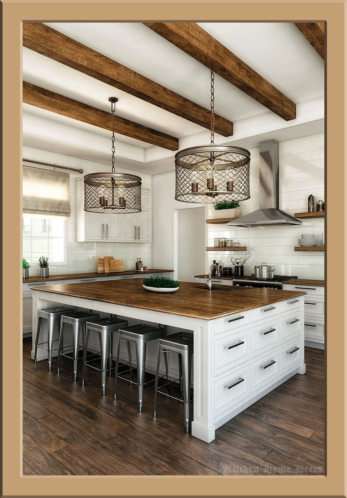Kitchen Decor And Love Have 4 Things In Common