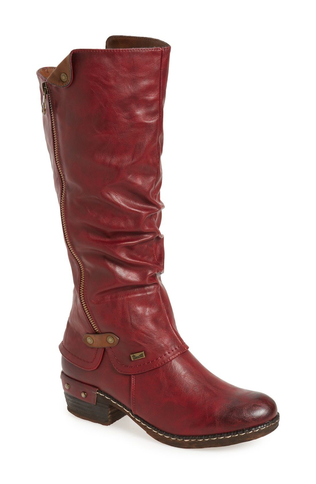 'Bernadette 55' Slightly Slouchy All Weather Boot