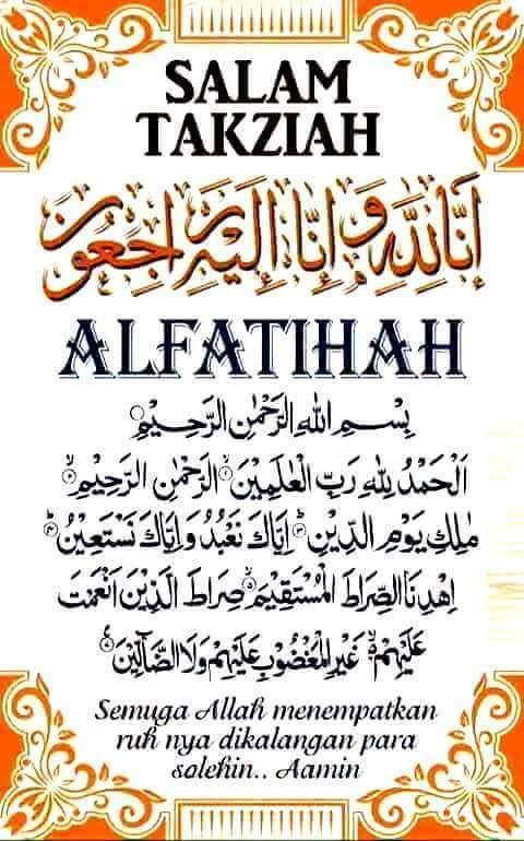 Arti Innalillahi Wainnailaihi Rojiun : innalillahi, wainnailaihi, rojiun, Salam, Takjiah, Ideas, Salam,, Islamic, Quotes,, Islam