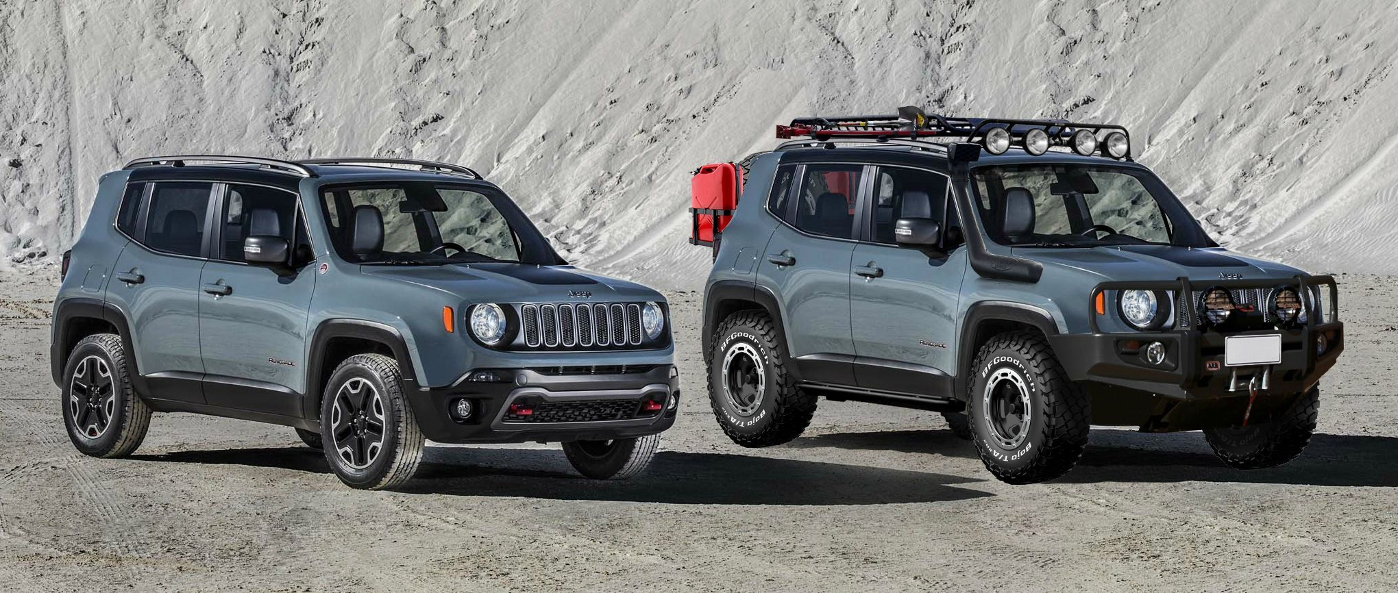 The Renegade We Want Jeep Renegade Forum Www