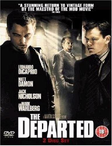 The Departed directed by Martin Scorsese | Matt damon ...