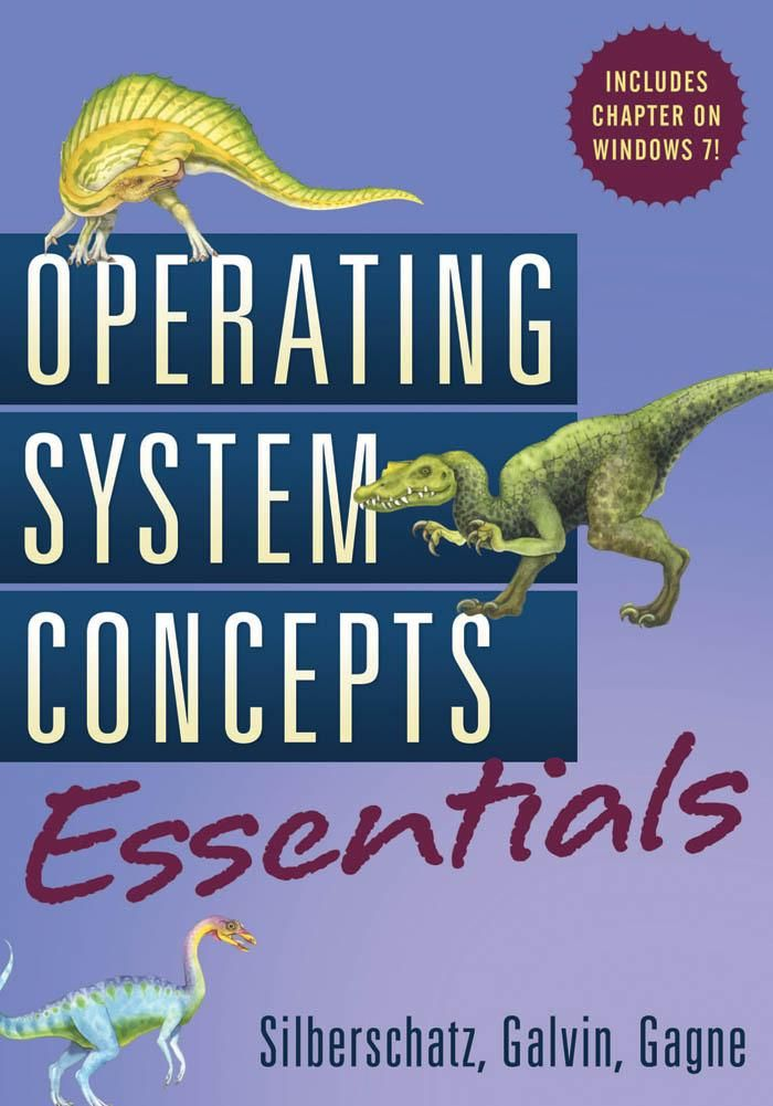 Operating System Silberschatz Galvin Ebook